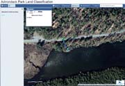 Map Images for Boat Launch and Beach