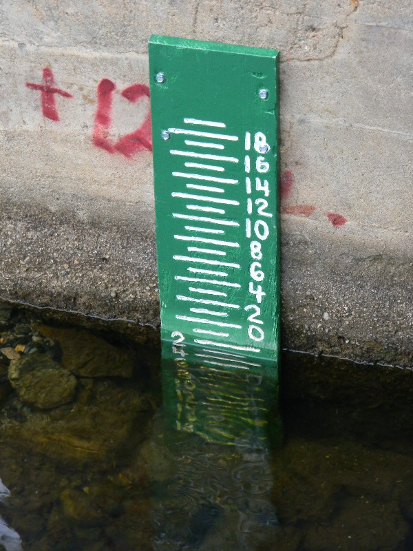 water level guage